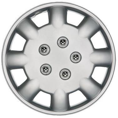 "Ring Automotive RWT1549 Car Van 15"" Polus Wheel Trims Pack of 4 Thumbnail 1"