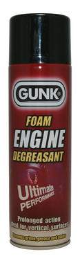 Gunk 500ml Foam Engine Degreasant Thumbnail 2