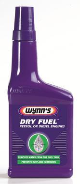 Wynns 71867 Dry Fuel Petrol And Diesel 325ml Thumbnail 1
