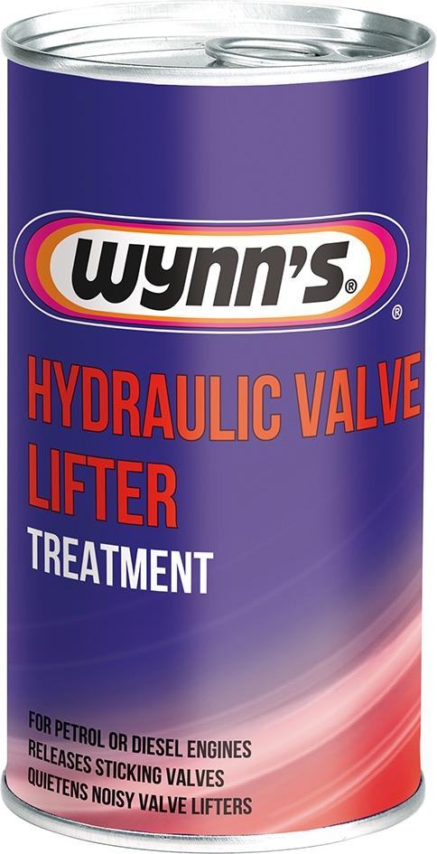 Wynns WY76856 WY76858 Hydraulic Valve Lifter Treatment