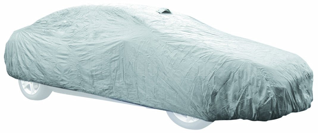 Carpoint CPT1723240 Exterior Tybond Breathable Full Car Cover Small Single