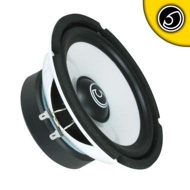 "Bassface SPL6M.3 6.5"" 16.5cm 250w 4Ohm Midbass Driver Car Door Speaker Single Thumbnail 2"
