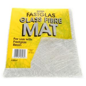 Isogfm Up 0614 Isopon Fastglas Glass Fibre Mat For Repairing Holes