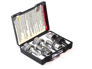 Trilock AHG M12 x 1.5 x 23 17mm 60° Locking Wheel Bolt For Vauxhall Fiat Thumbnail 2