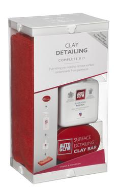 Autoglym VPCLAYKIT Car Detailing Cleaning Exterior Surface Detailing Clay Kit Kit Thumbnail 3