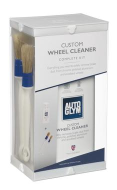 Autoglym CWCKIT Car Detailing Exterior Custom Wheel Cleaner Kit Thumbnail 2