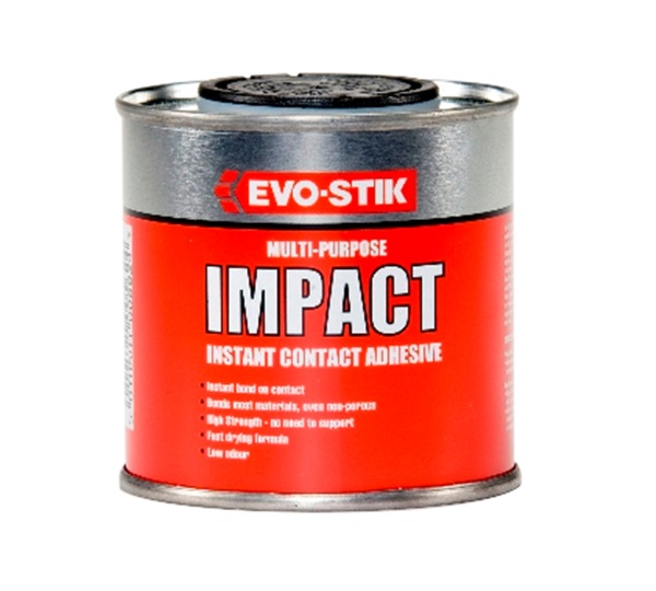 Evo-Stick 30812365 Impact Contact Adhesive 250ml