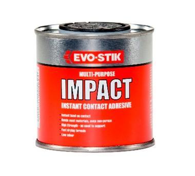 Evo-Stick 30812365 Impact Contact Adhesive 250ml Thumbnail 1