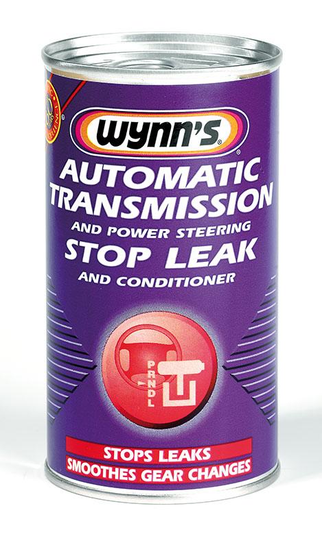 Wynns 64559s Auto Transmission & Power Steering Stop Leak & Conditioner 325ml