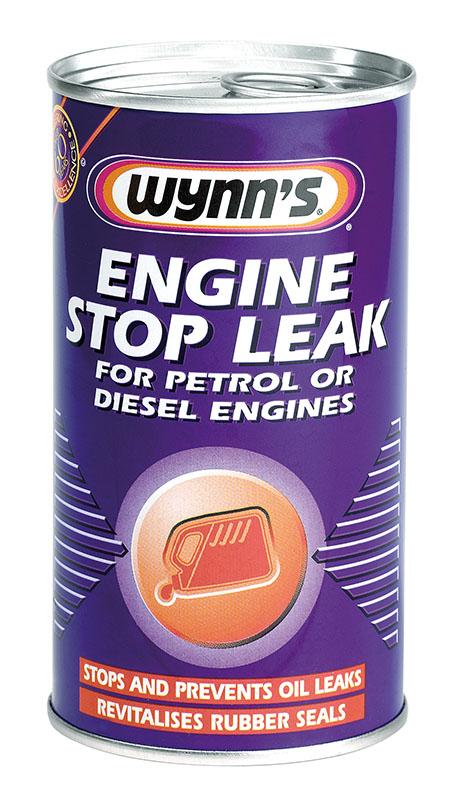 Wynns 50664 Wynns Engine Stop Leak For Petrol Or Diesel Single