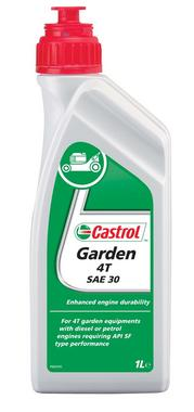 Castrol 15792A Castrol Garden 4T Sae 30 1 Litre Thumbnail 1
