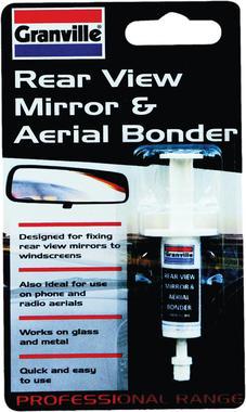 Granville 3118 Rear View Mirror And Aerial Glue 2ml Thumbnail 1