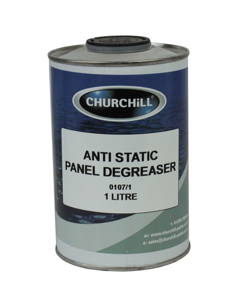 Churchill ASPD Painting Decorating Automotive Panel Degreaser 1 Litre