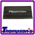Volvo V70 2.5 TDI PP1285 Pipercross Induction Panel Air Filter Kit