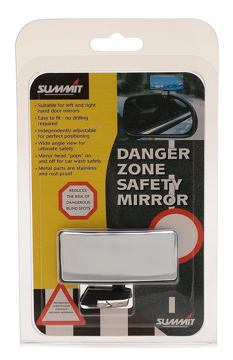 Summit SM-1 Blind Spot Danger Zone Mirror Single