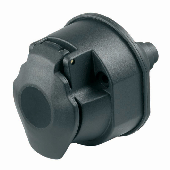 Ring A0032 12V Trailer Towing 13 Pin Plastic Socket Including Seal Single