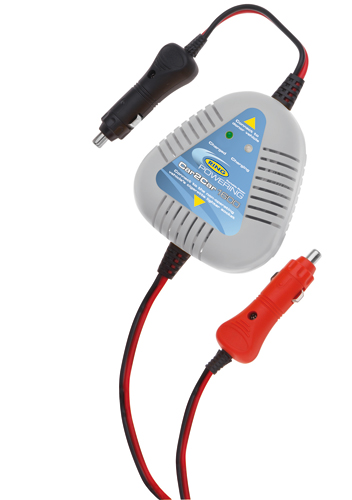 Ring Automotive RPP25 12V 5A Car Van Motorbike Battery Charger Single