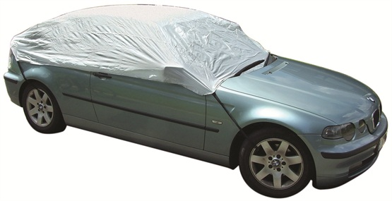 Streetwize SWCTCXL Water Resistant Car Top Cover Single