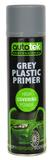 Autotek ATOOPPG500 Automotive Quick Drying Grey Plastic Primer Spray Aerosol Paint 500ml