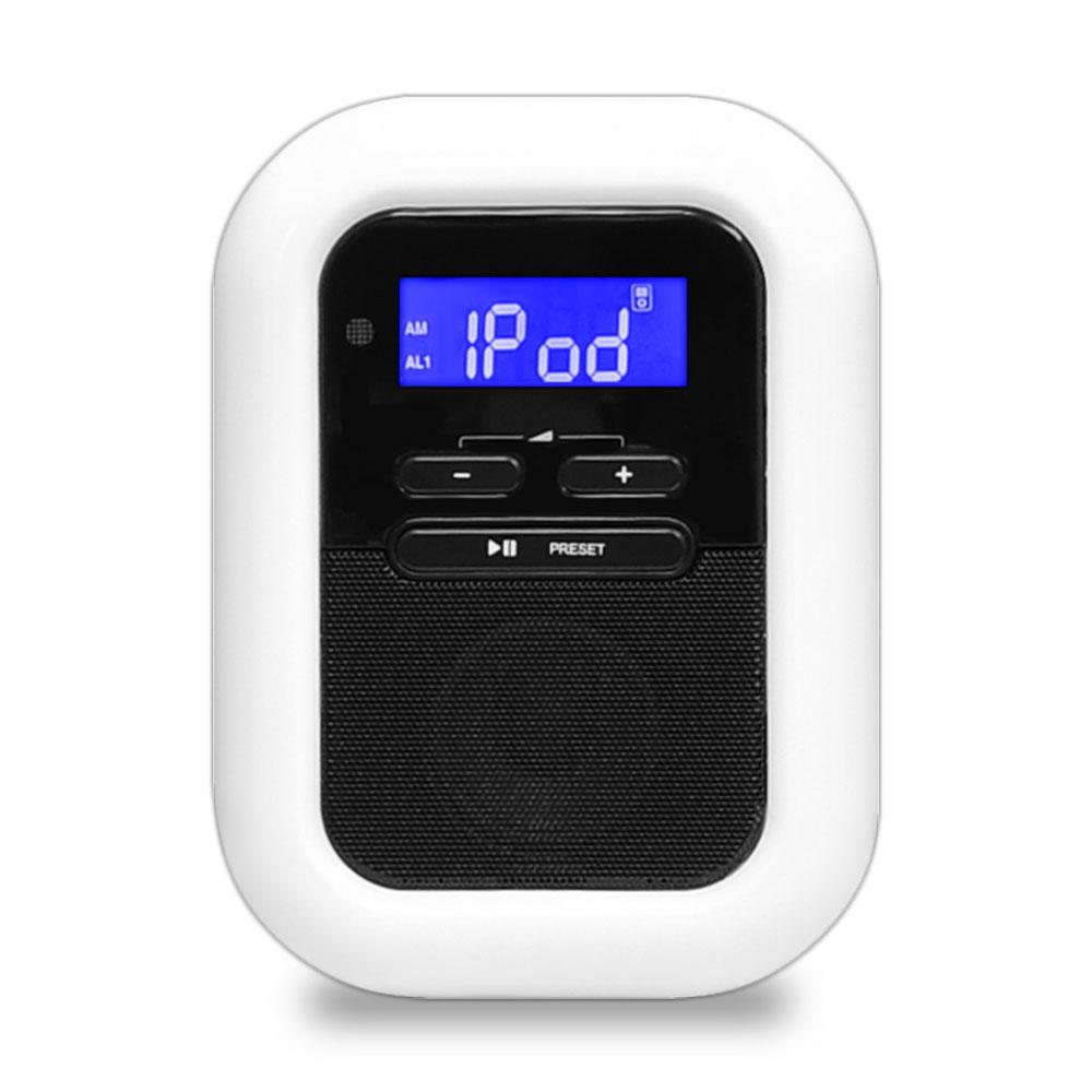 Pyle-Home PICL36B Ipod Clock Radio