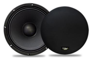 Lanzar VMRN65 Vibe Series 6.5-Inch 400 Watt Mid-Range Speaker Thumbnail 2