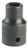"""Draper 28420 Expert 10mm 1/2"""" Square Drive Impact Socket"""
