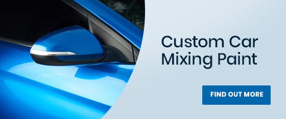 Custom Car Mixing Paint