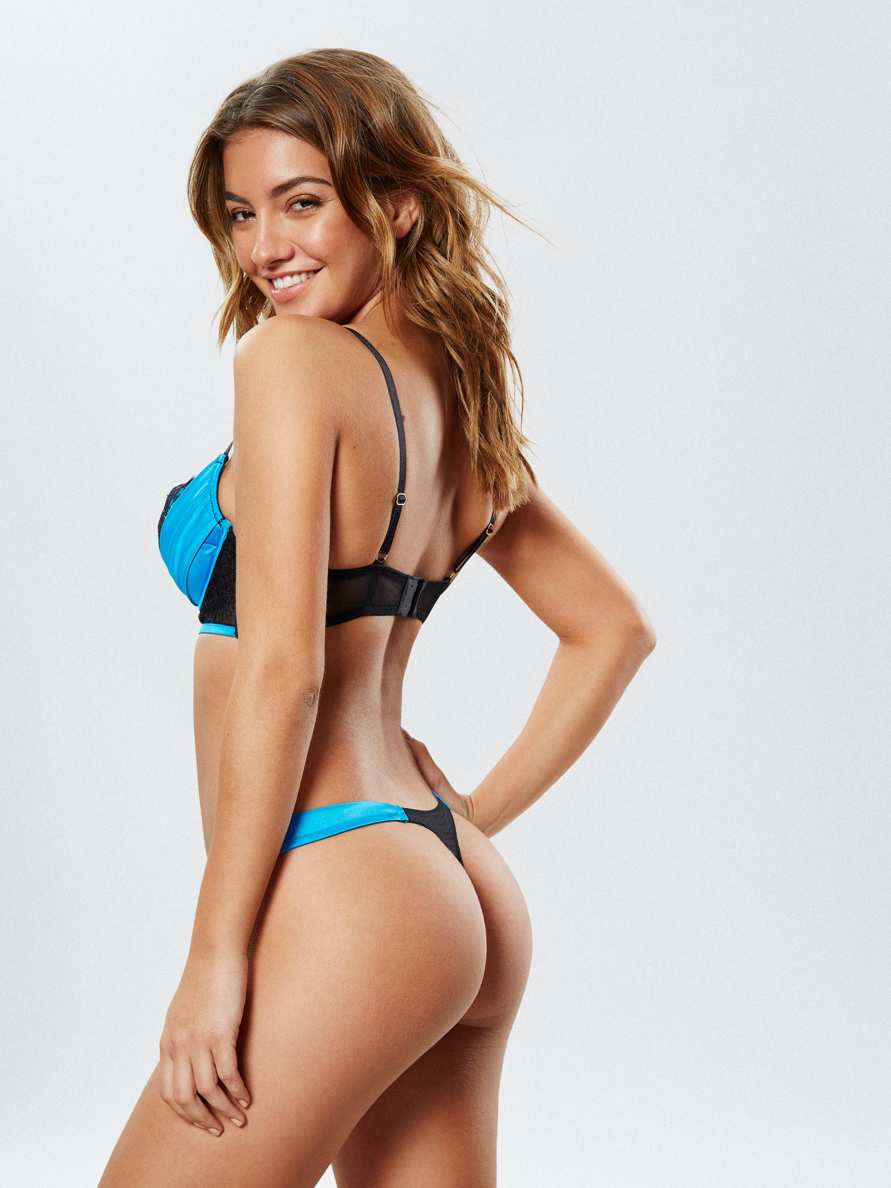 d636116039 Ann Summers Womens Adalicia Balcony Bra Underwire Sexy Lingerie Underwear