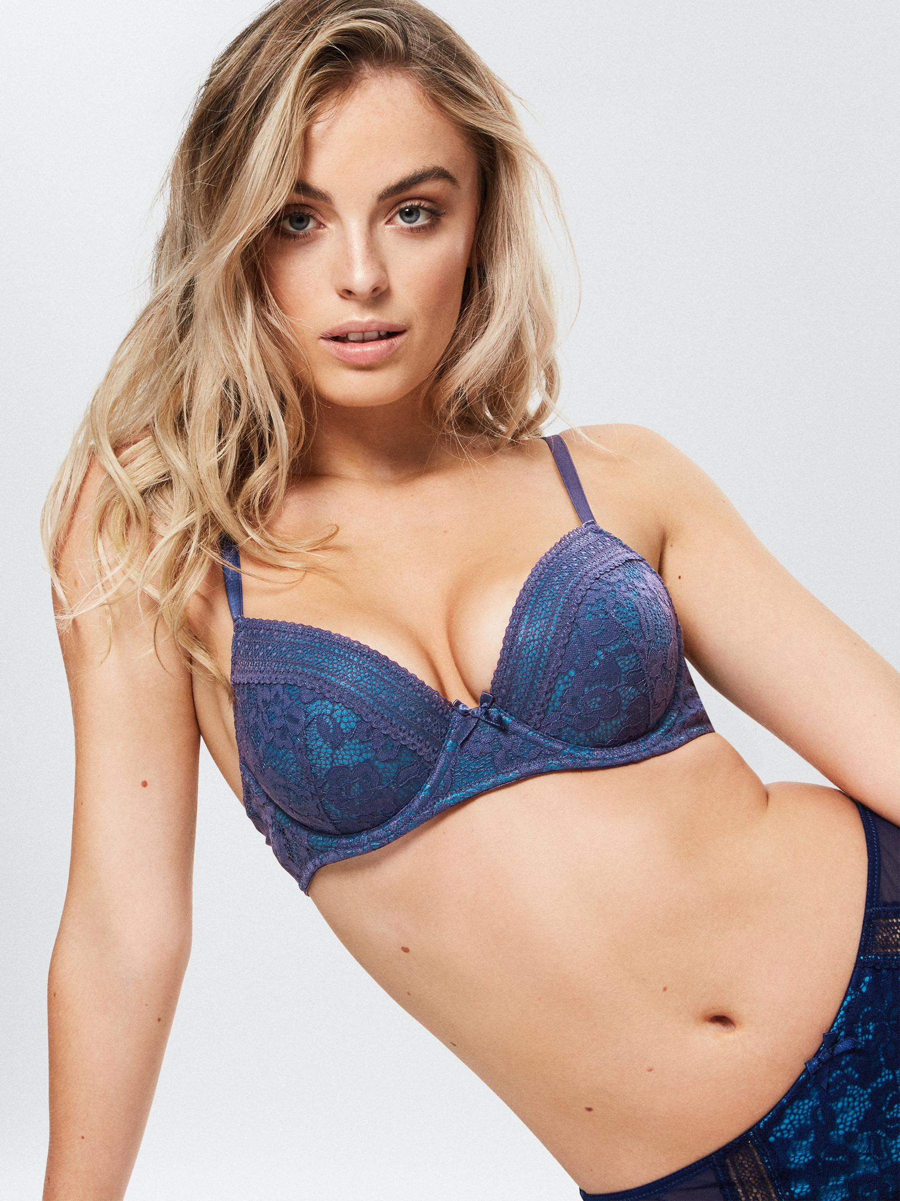 6e1f1cfd70 Details about Ann Summers Womens Knickerbox Missy Bra Lace Sexy Lingerie  Underwear