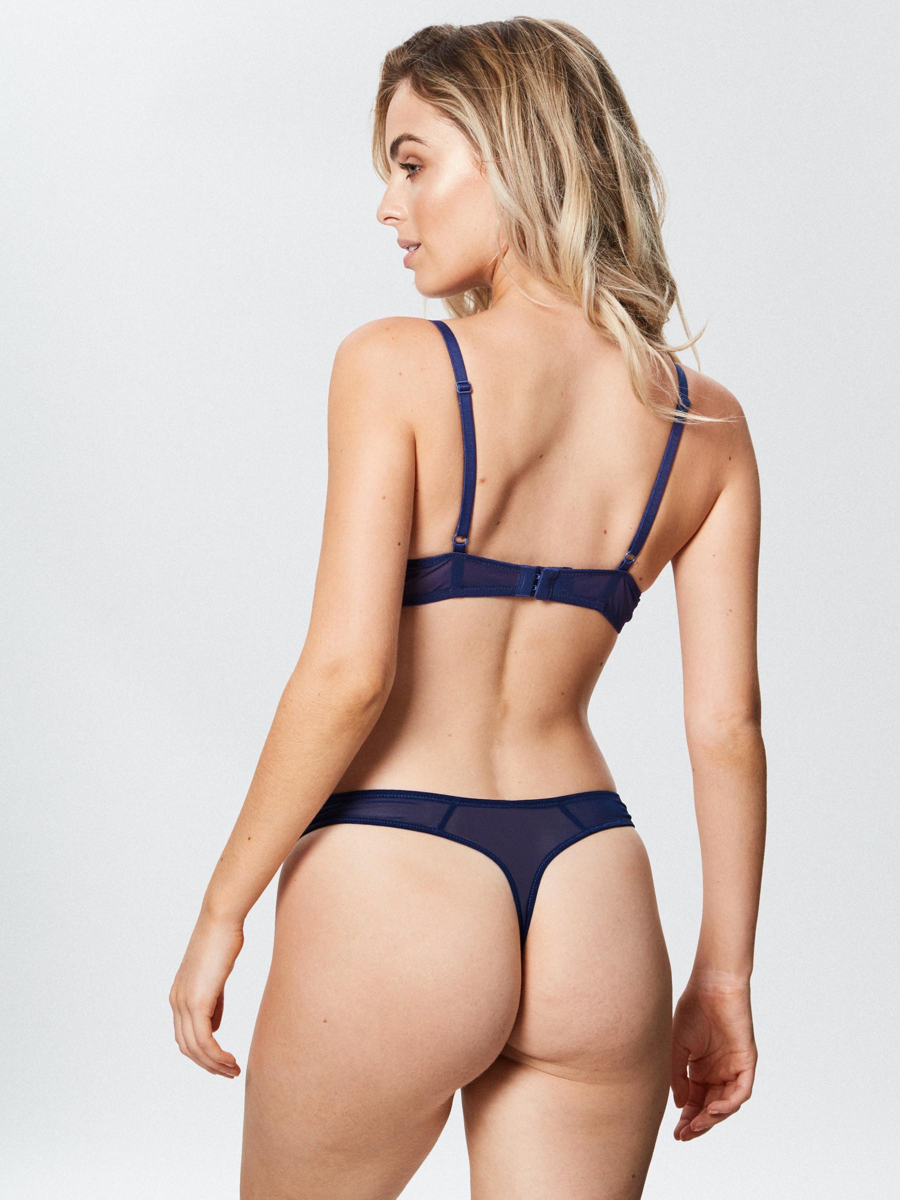 4509fec802 Ann Summers Womens Knickerbox Missy Bra Lace Sexy Lingerie Underwear ...