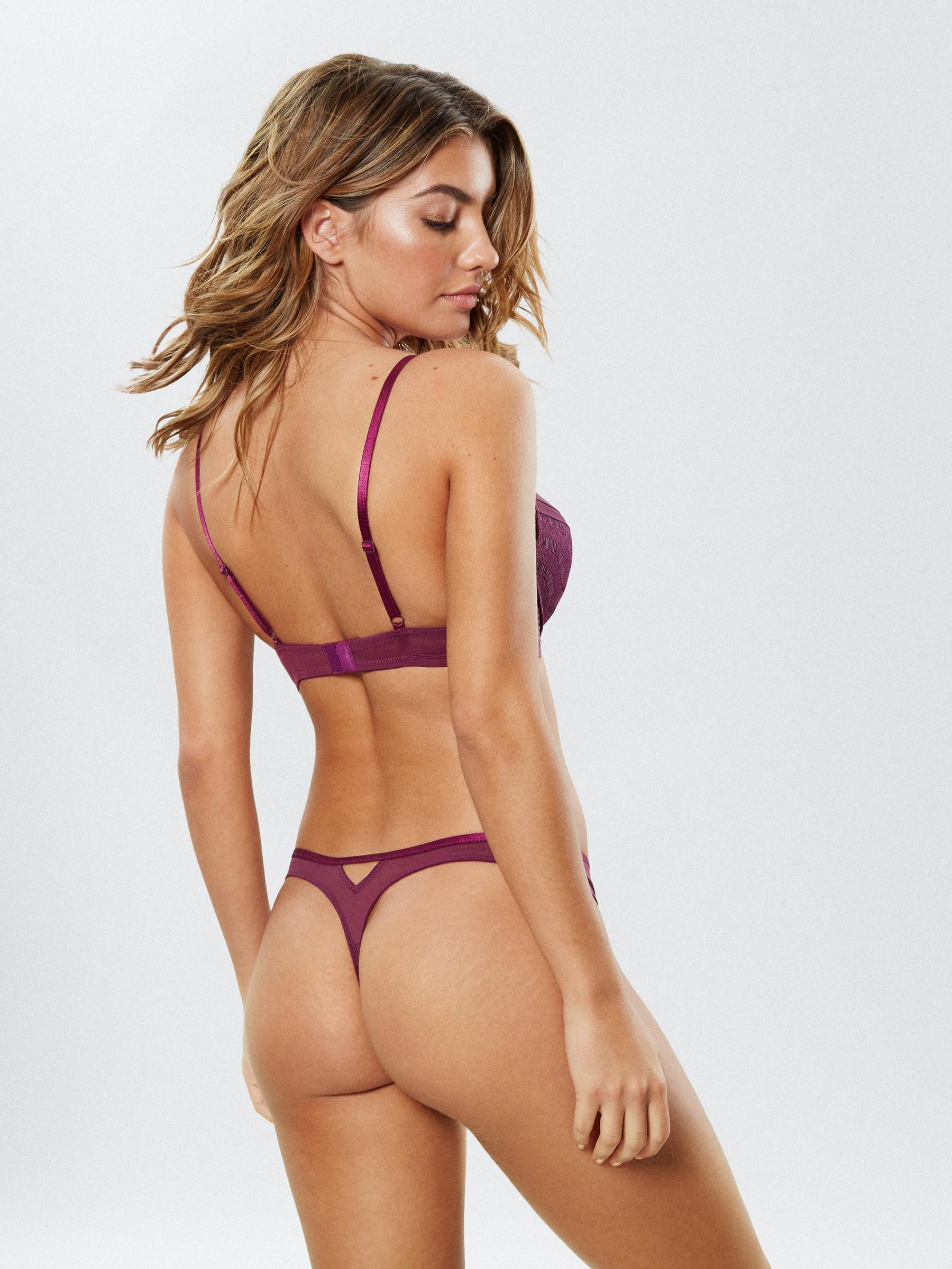 cfc42fca3e Ann Summers Womens Tammi Triple Boost Bra Underwire Sexy Lingerie Underwear
