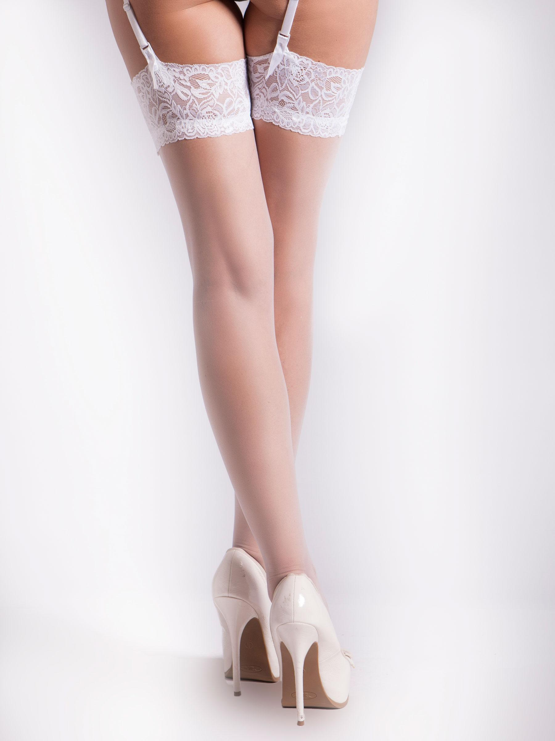 White stockings picture 14