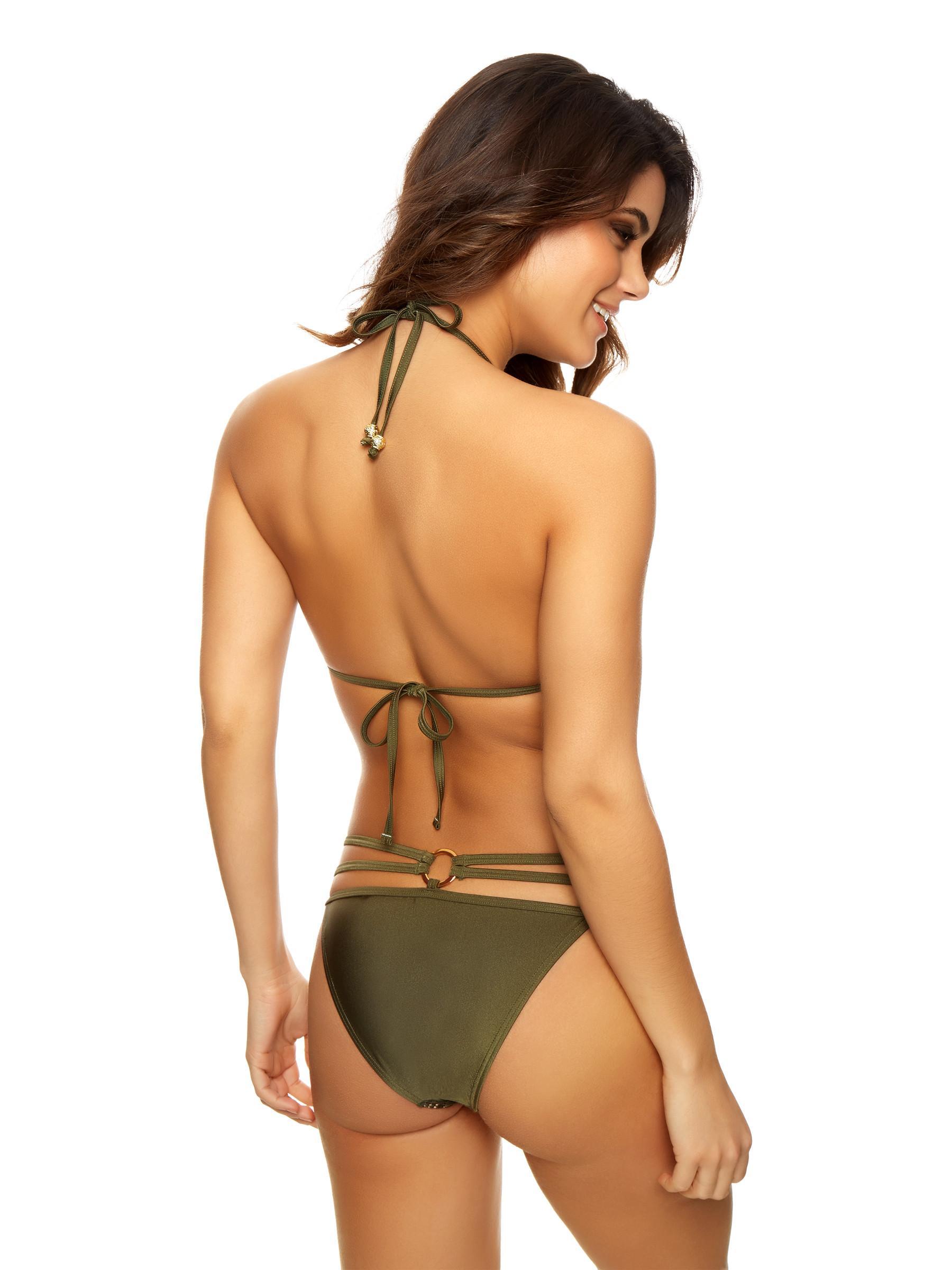 115f16d00127c Ann Summers Womens Ladies Mai Lace Bikini Lace Top Summer Swimwear Beachwear