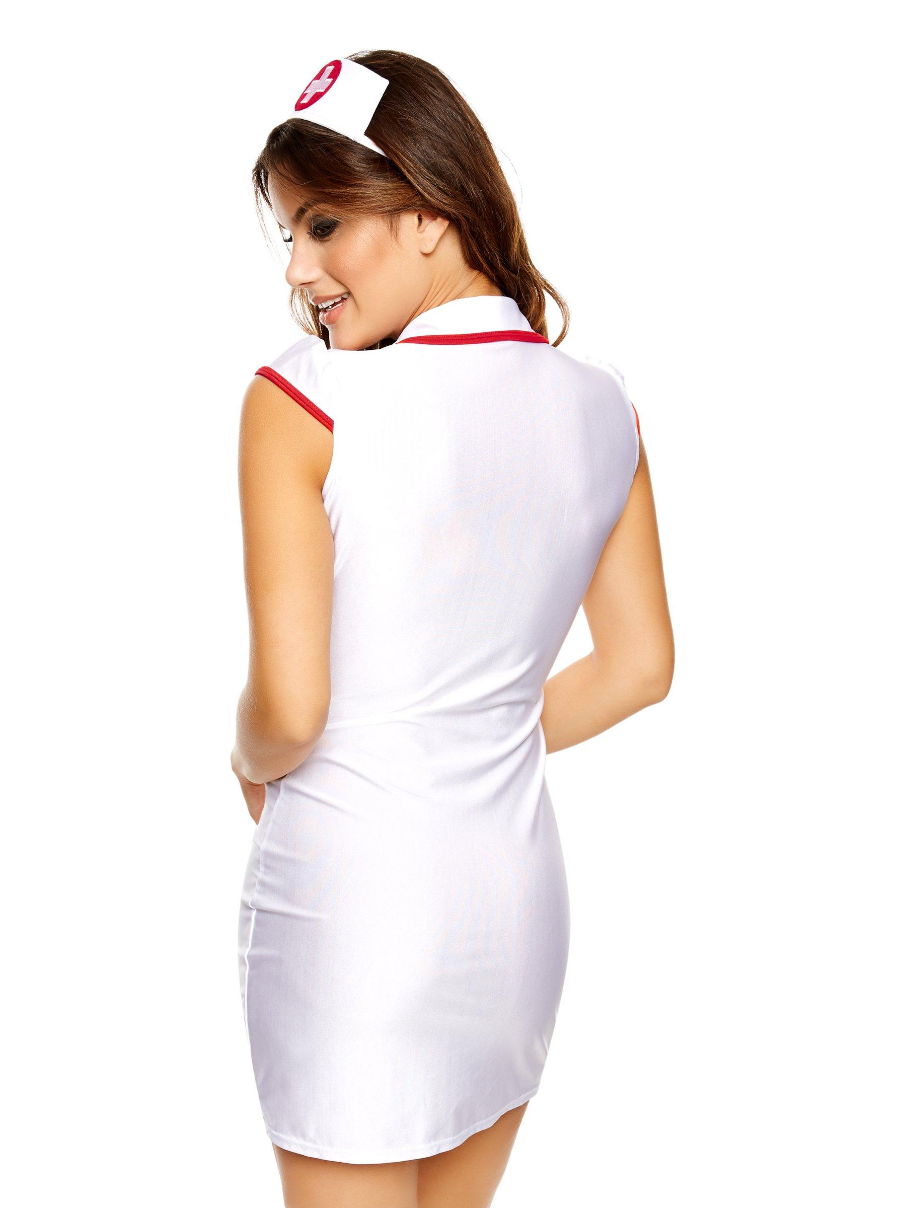 b7c78cb3e14 Details about Ann Summers Womens Ladies Hospital Hottie Nurse Outfit Sexy  Costume Fancy Dress
