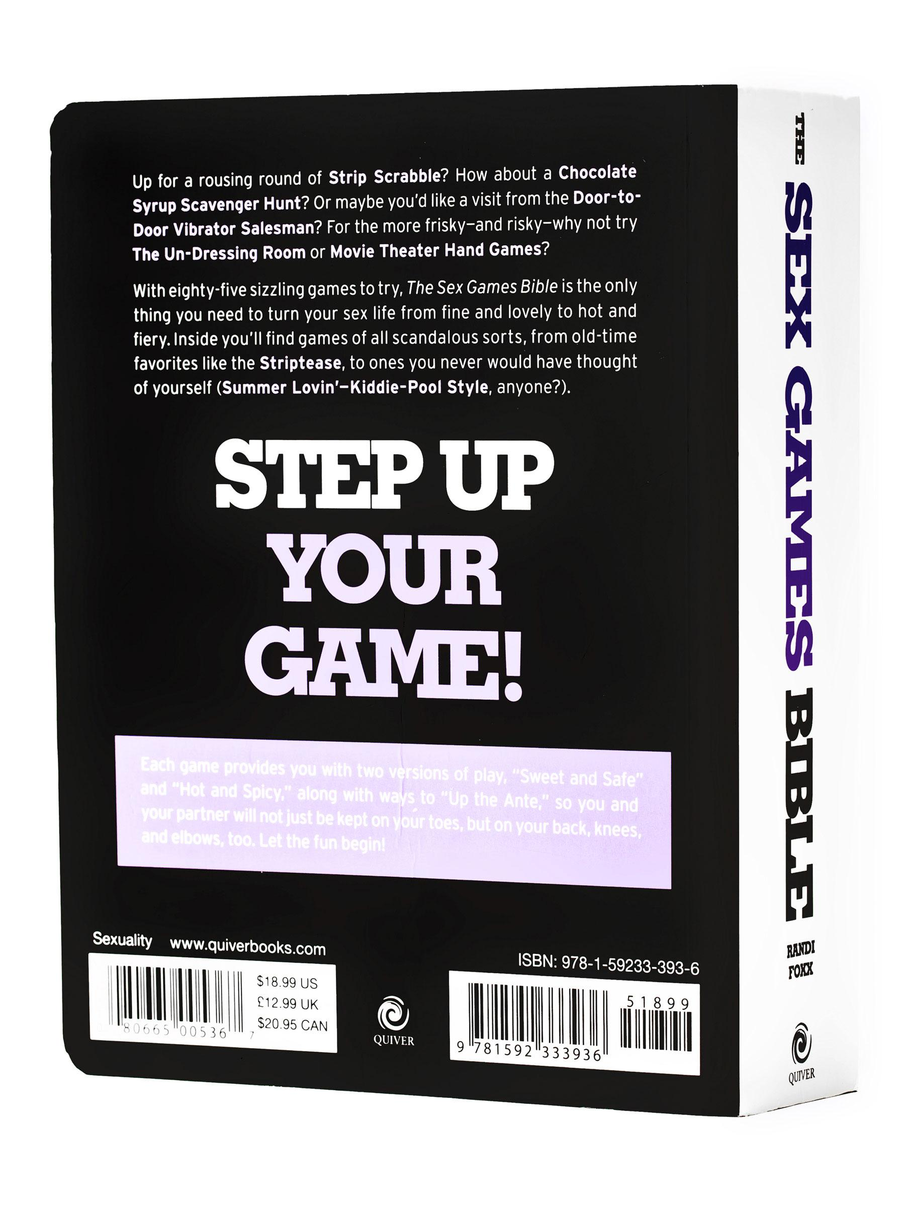 ann summers the games bible 100 ideas games naughty