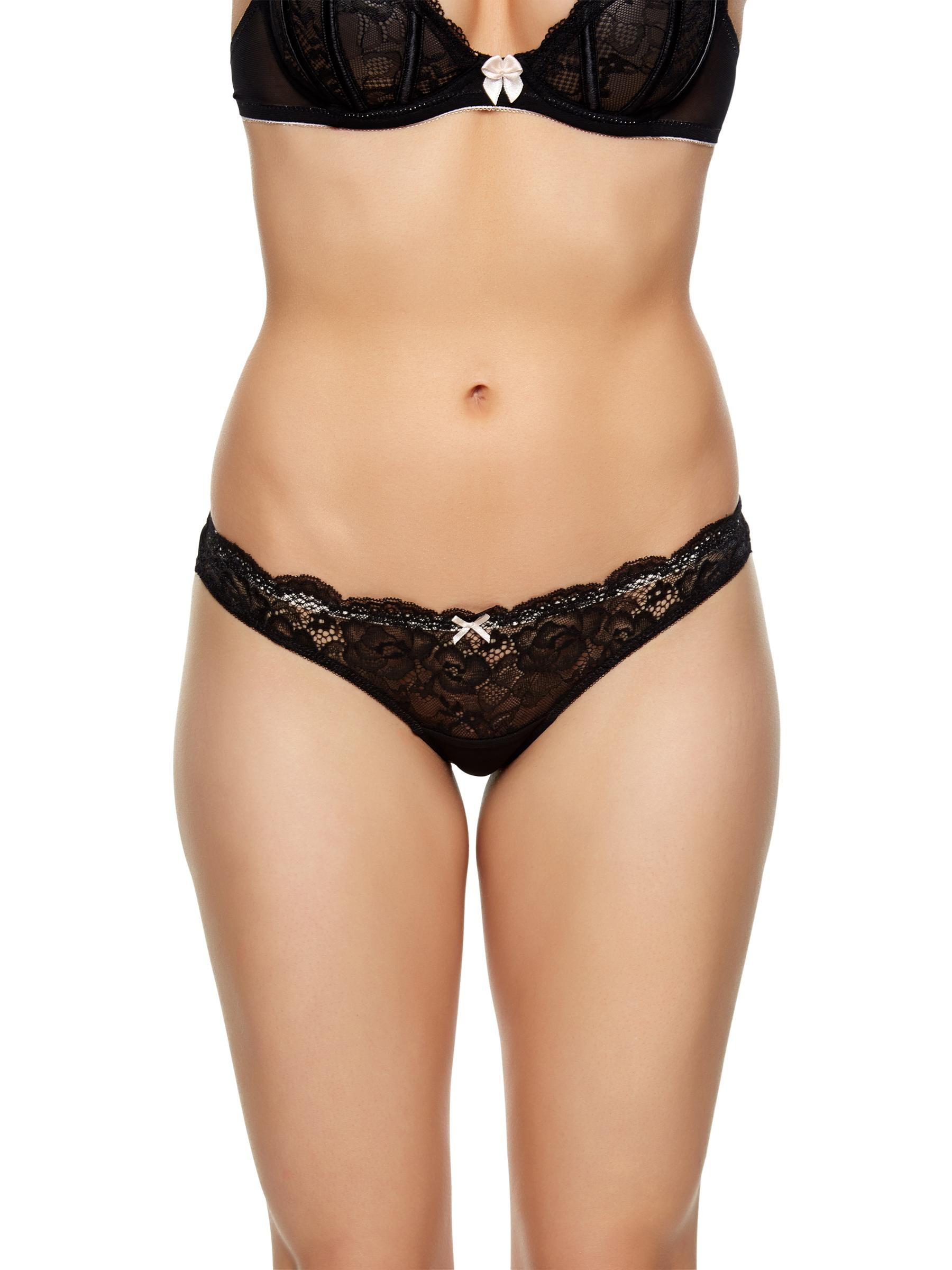 Womens Sexy Lace Brazilian Briefs Ann Summers Clearance Good Selling N2sLbEHOe
