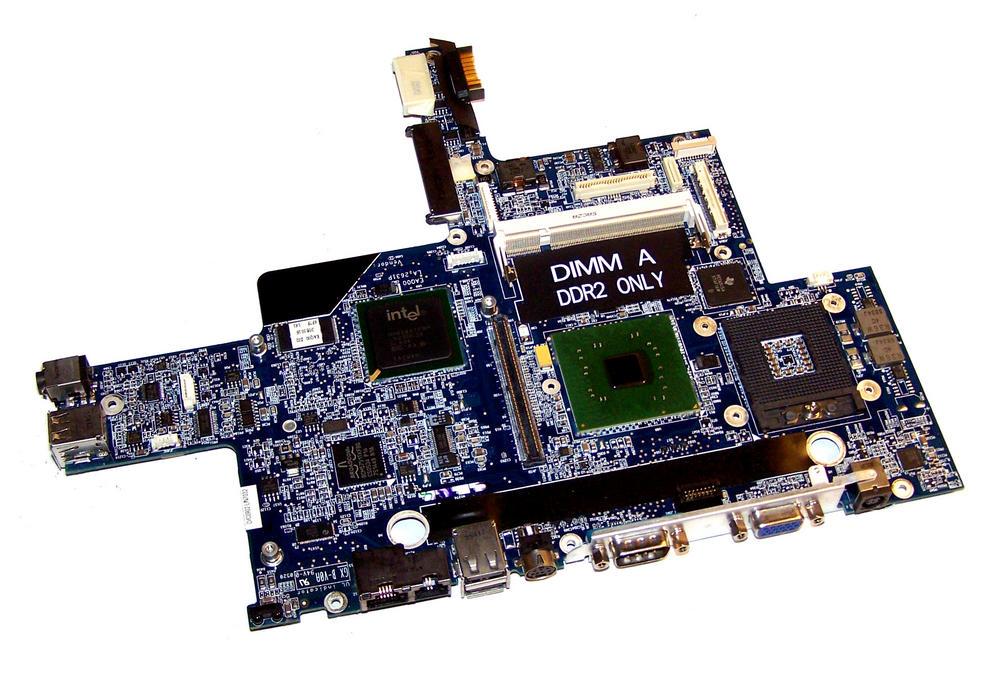 Dell D8005 Latitude D810 Socket M Motherboard   0D8005