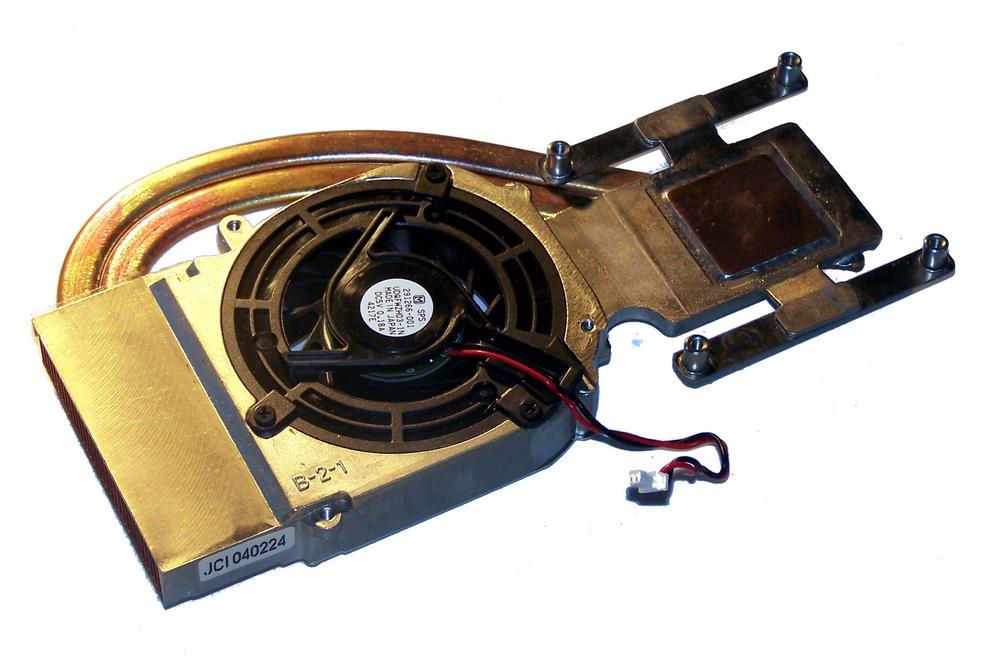 Compaq 321431-001 Evo N610c N620c Heatsink Fan Assembly | Fan SPS 291266-001
