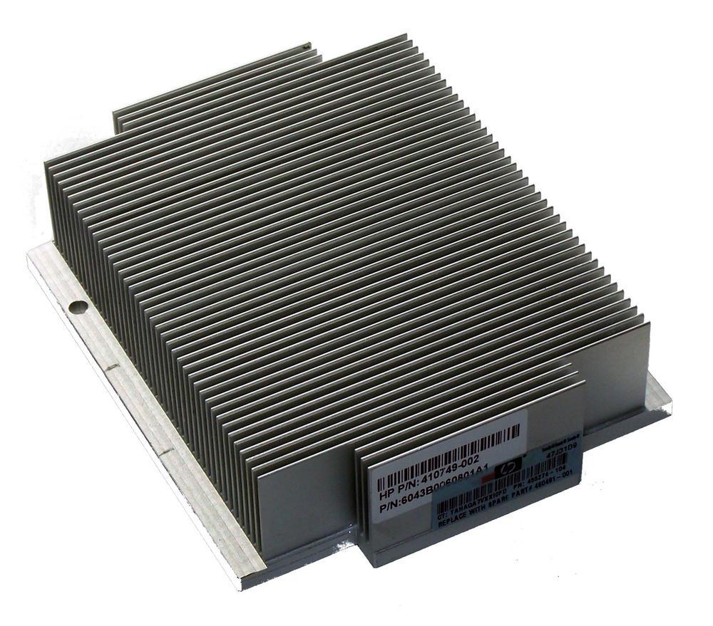 HP 410749-001 ProLiant DL360 G5 Processor Heatsink | SPS 412210-001