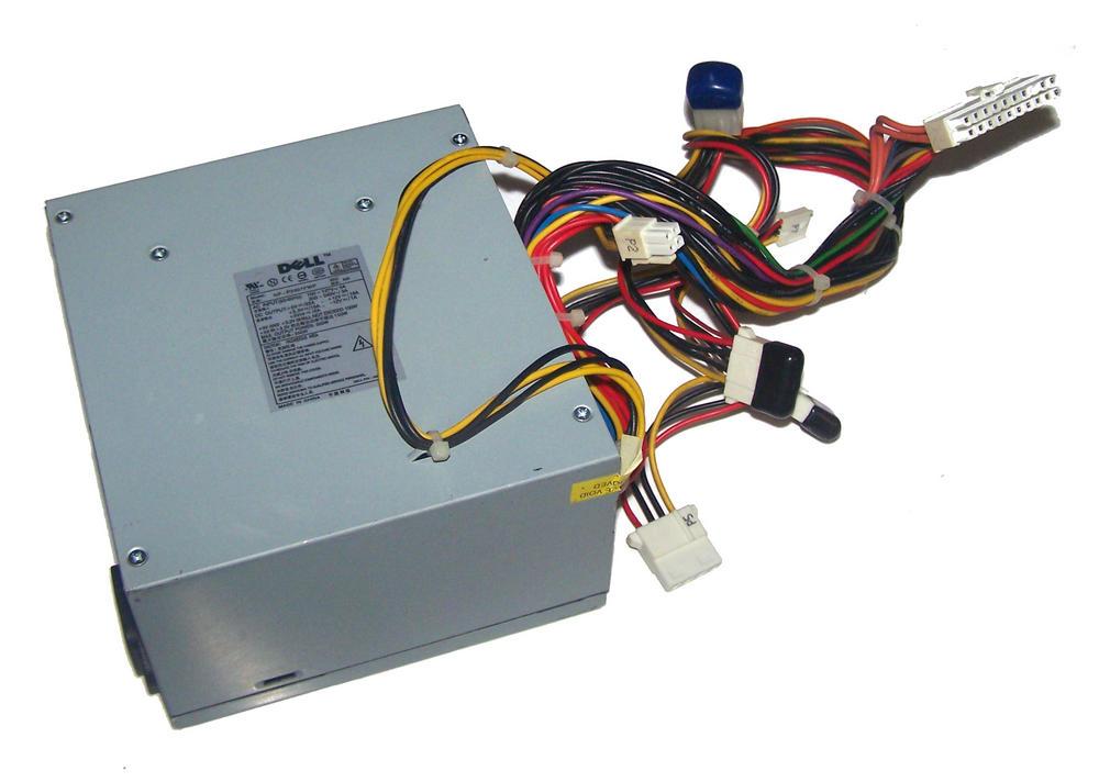 Dell N2286 Dimension 3000 250W Power Supply | HP-P2507FWP 0N2286 Thumbnail 1