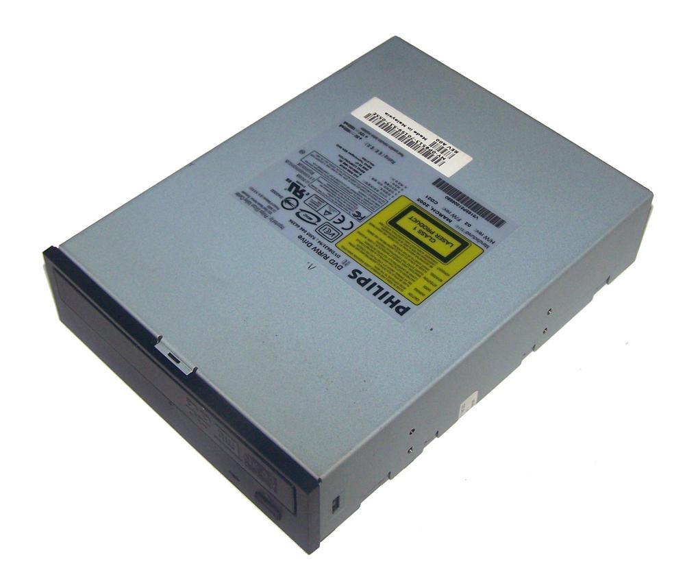 Dell P9513 ATA H/H DVD-RW Drive with Black Bezel | Model DVD8631/96 | 0P9513 Thumbnail 1