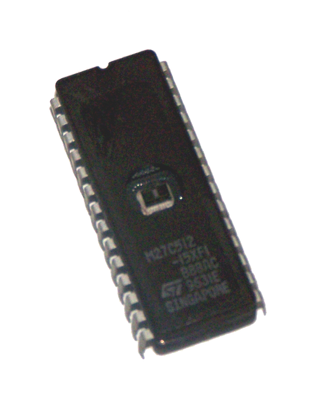 M27C512-15B1 INTEGRATED CIRCUIT  OTP 512KBIT 150NS 28DIP