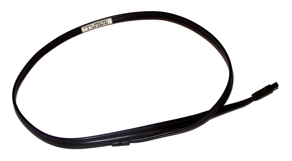 HP 381868-007 Workstation Z400 Grey 57cm SATA Straight to Straight Cable Thumbnail 1