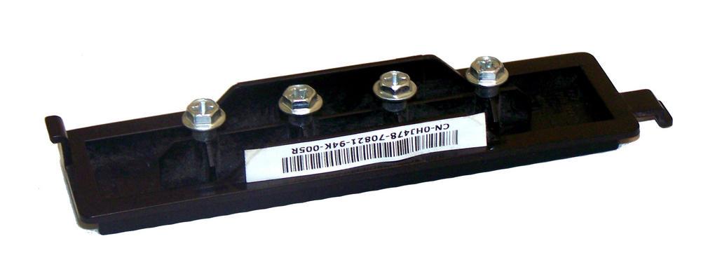 Dell HJ478 OptiPlex 360 760 model DCSM PowerEdge T100 Floppy Bezel Filler | 0HJ4 Thumbnail 1