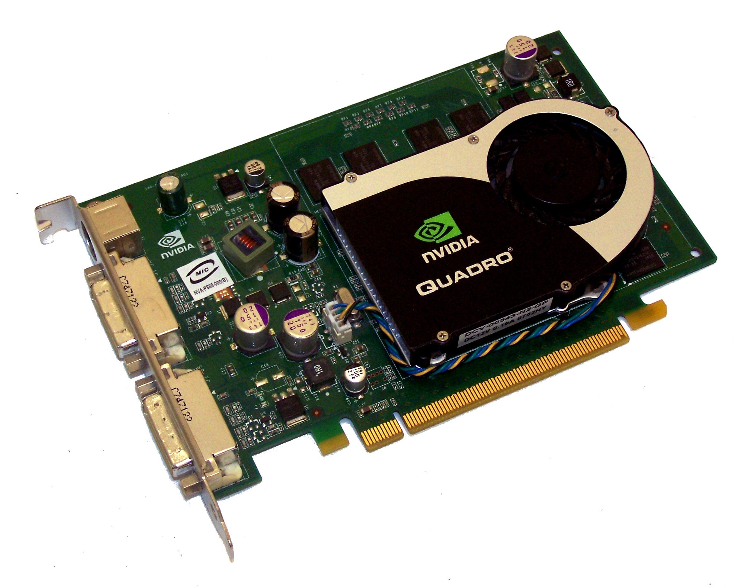 Dell Precision T3400 NVIDIA Quadro FX3700 Graphics Drivers for Mac Download