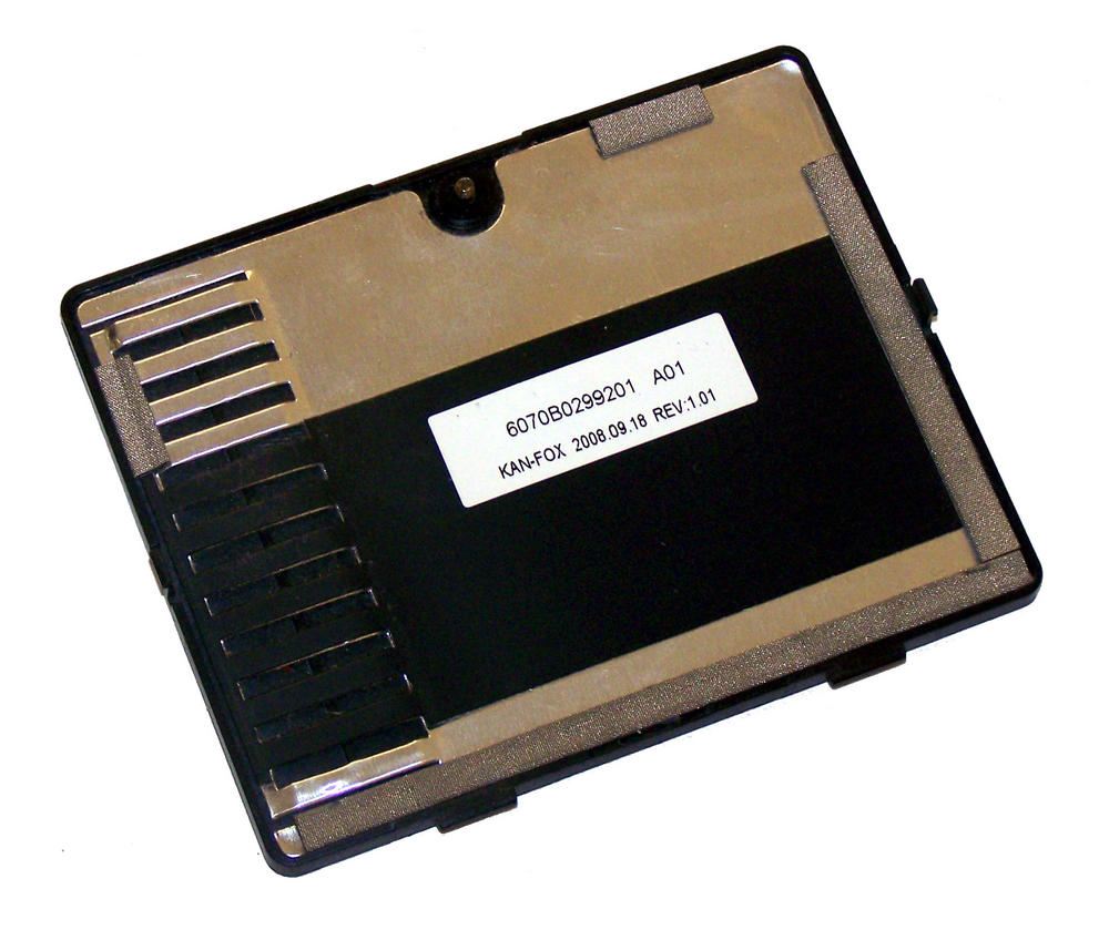 HP 6070B0299201 Compaq 6735s Memory Door Cover Thumbnail 1