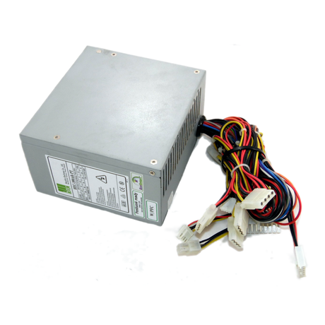 HEC-300AR-PT 300 Watt ATX Power Supply | W/PFC