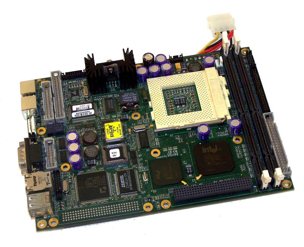 Adastra 500-057 Single Board S370 Computer for Miranda Kaleido K2