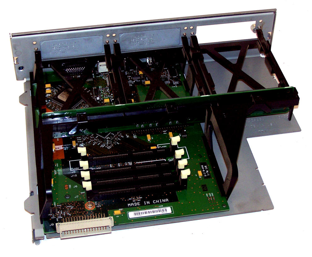 HP C4165-60002 LaserJet 8150 8150dn 8150n Formatter Board