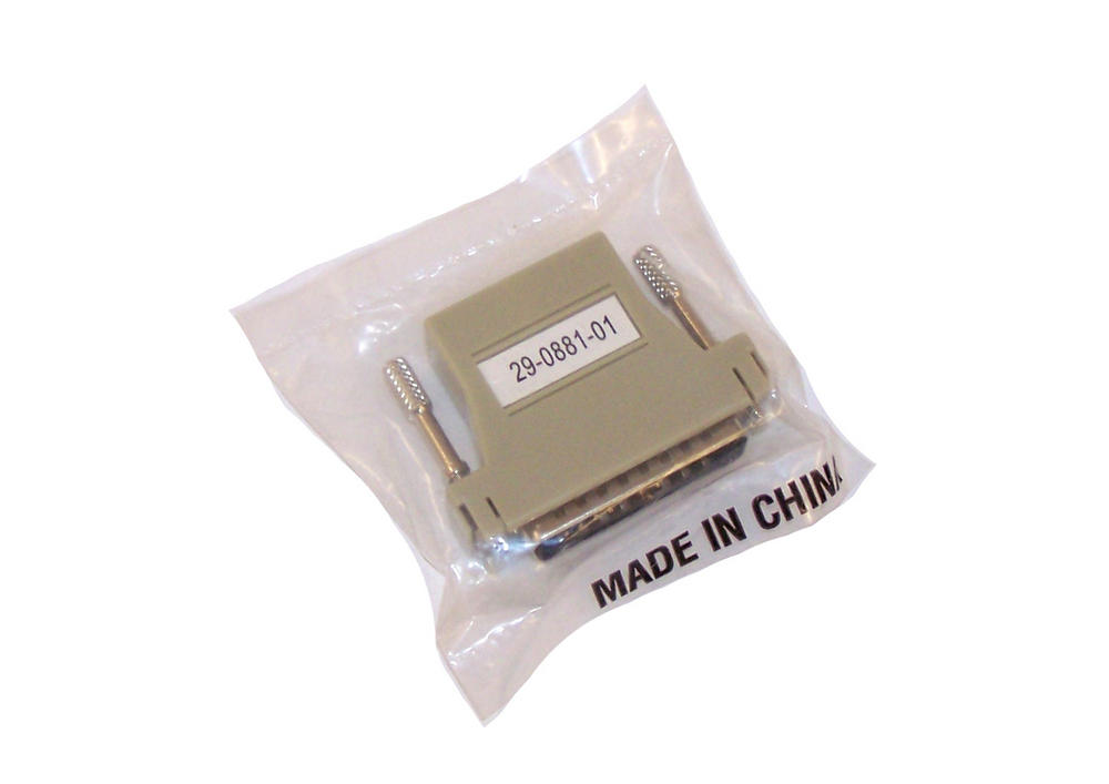 New Cisco 29-0881-01 DB25M to RJ45 Adapter MODEM-CAB5MODCM